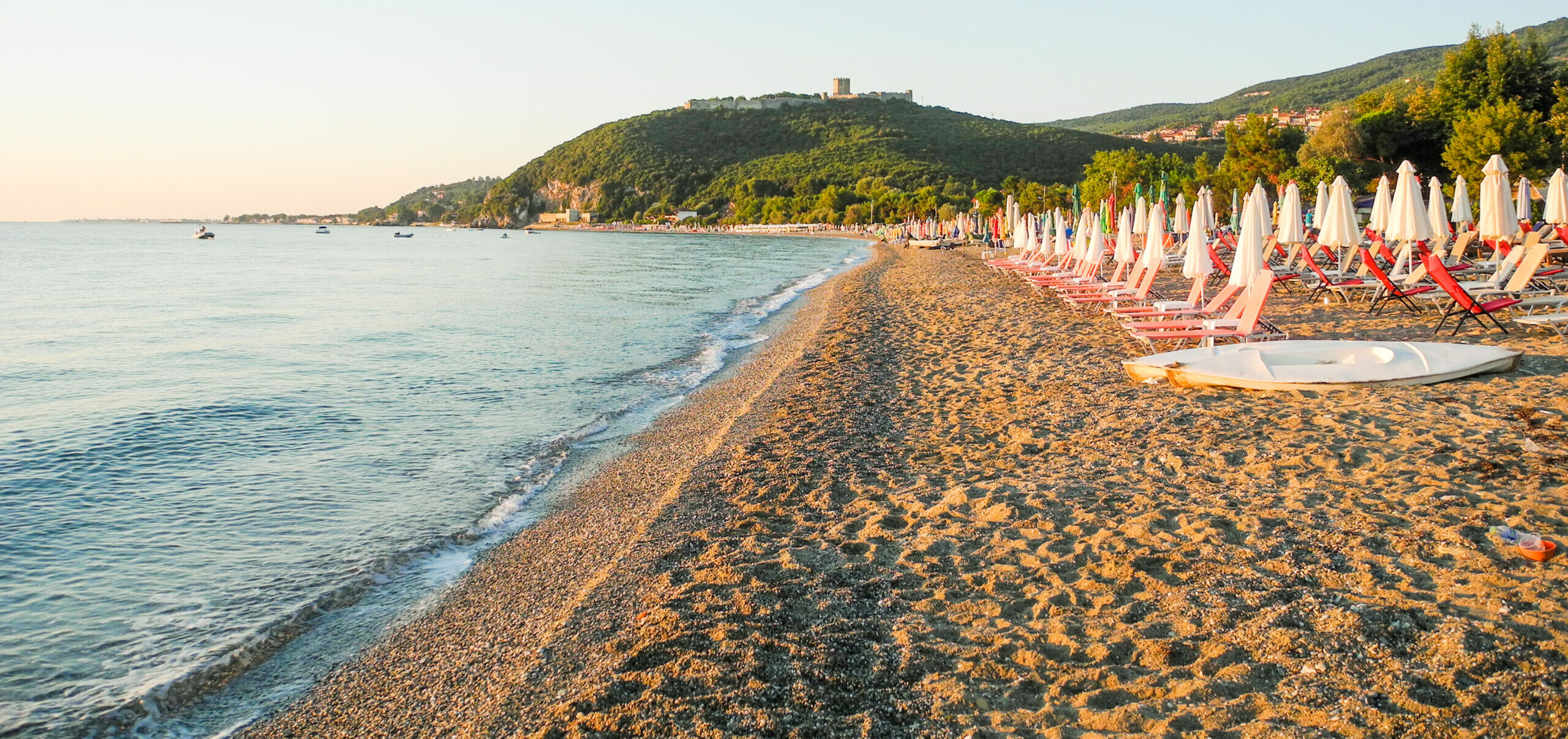 Skotina: The Greek village that has moved three times