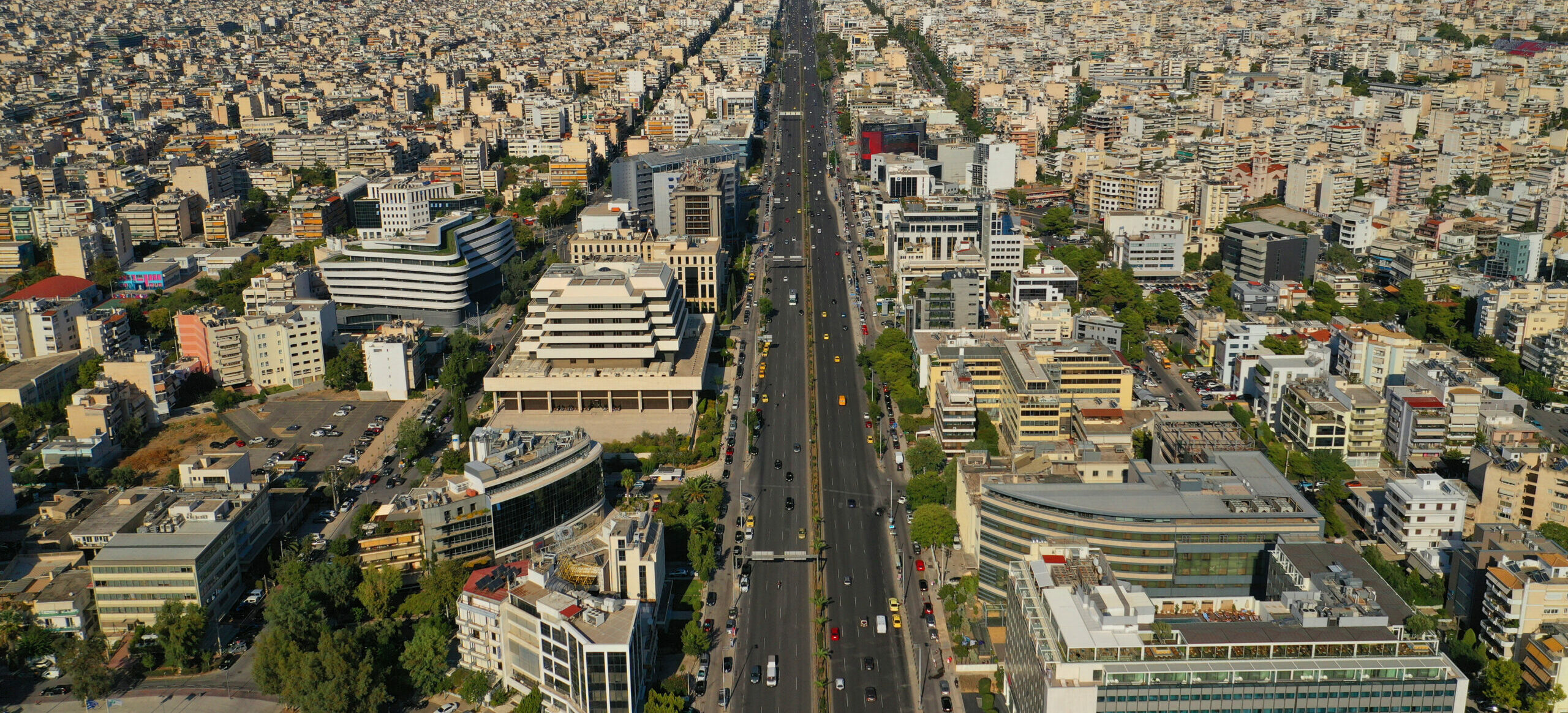 Paved in a day: The history of Syngrou Avenue
