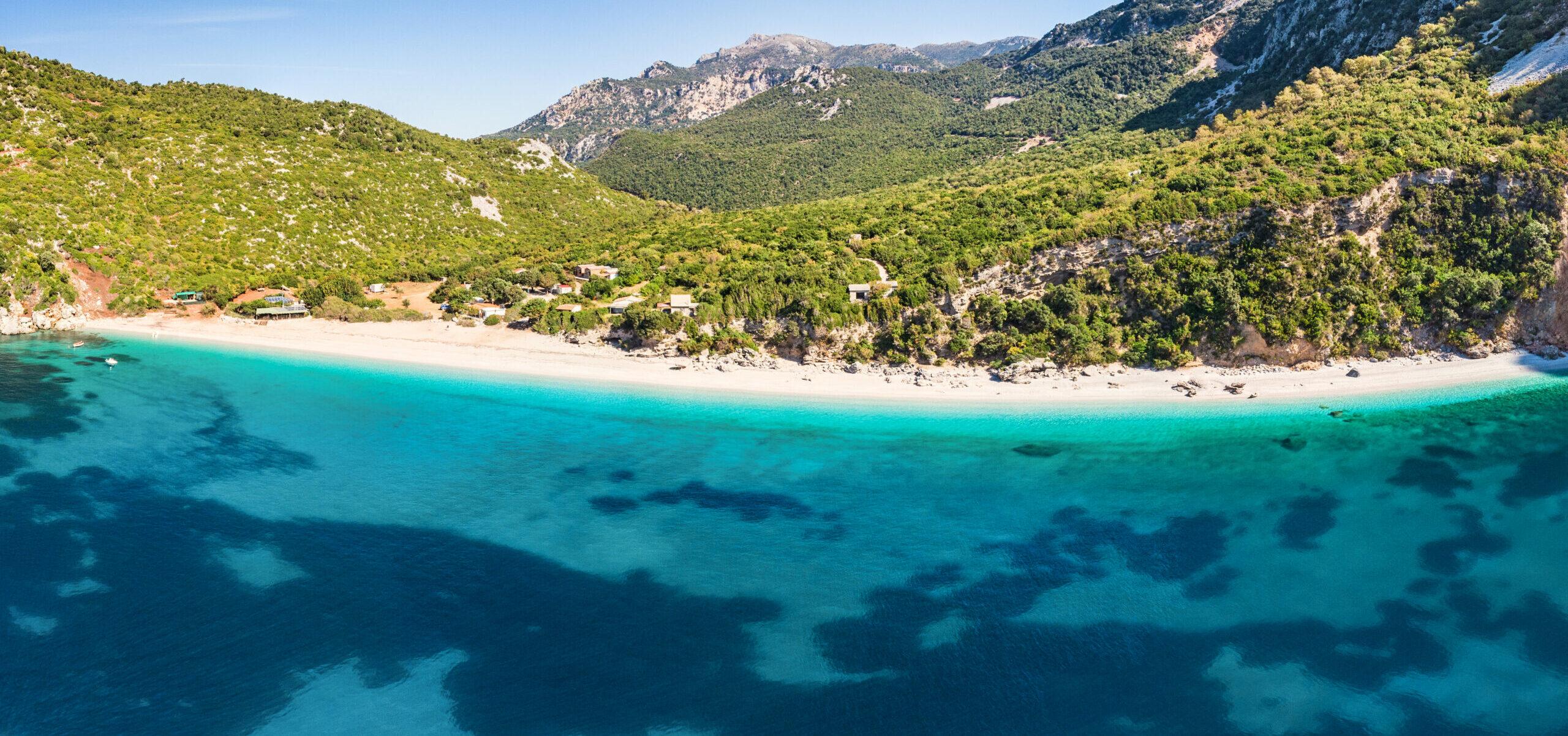 "Thapsa: The ""Blue Lagoon"" of Greece, next to Athens"
