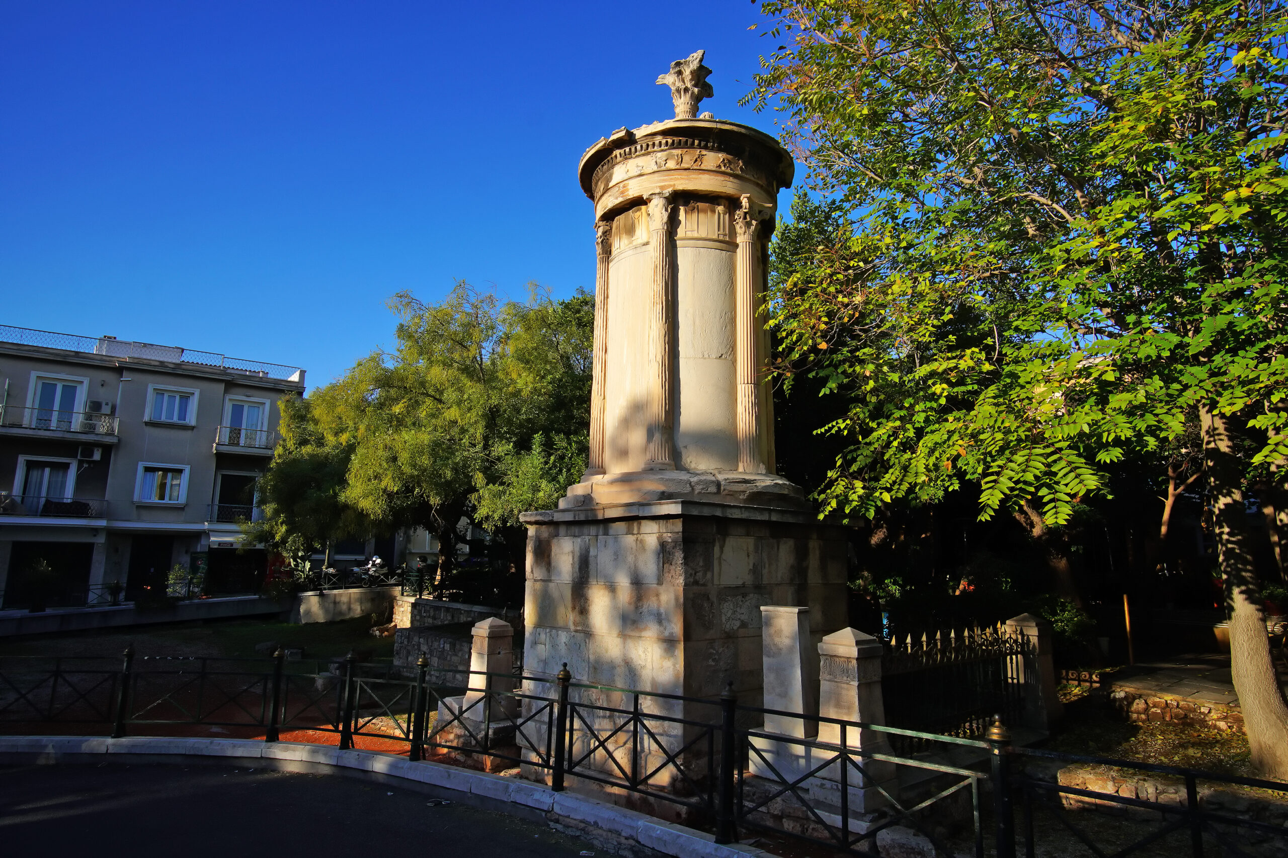Athens: the road that's had the same name for 25 centuries