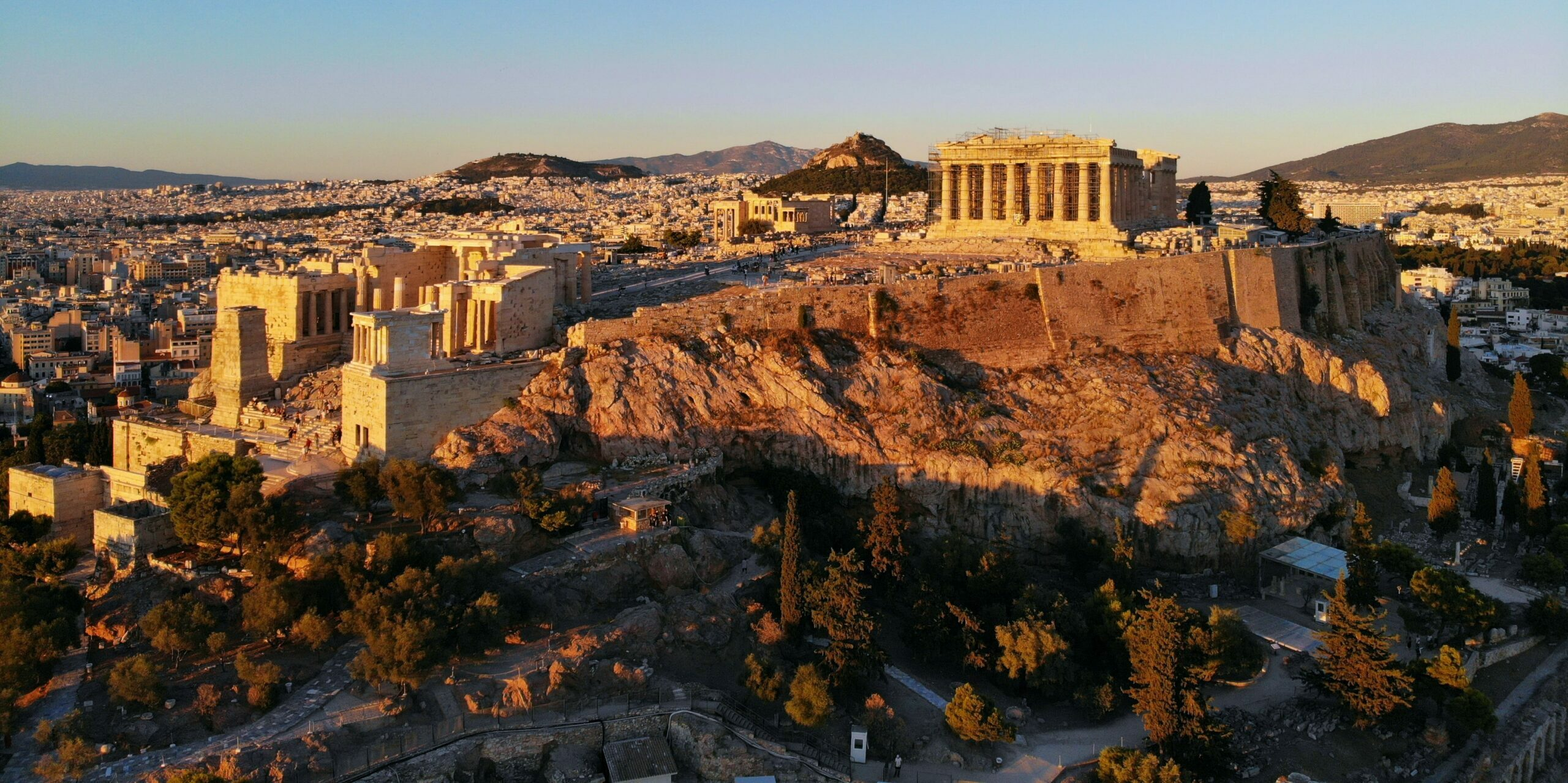 What was Athens called before it acquired its present name.
