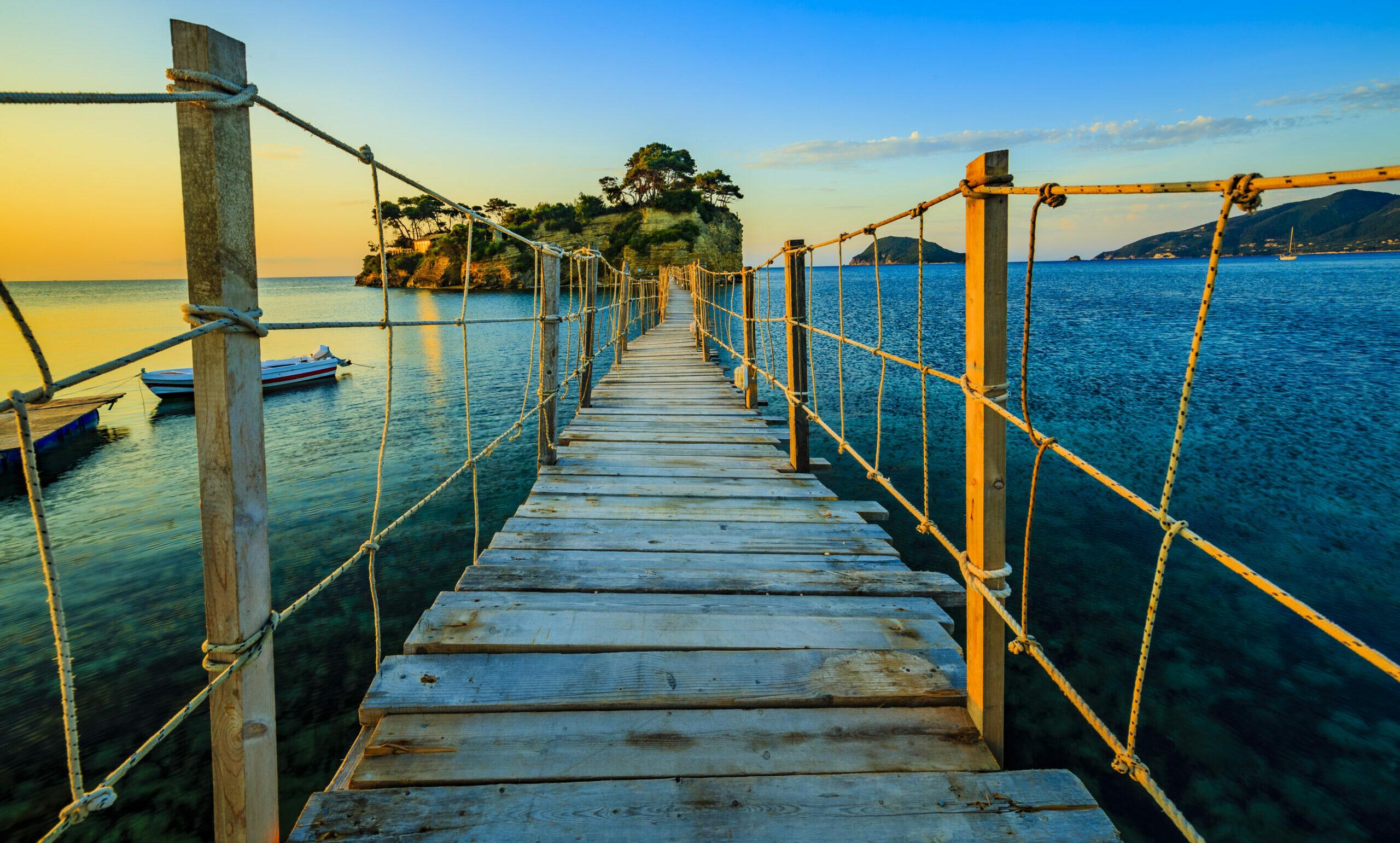 Agios Sostis: is this Zakynthos or the Caribbean?