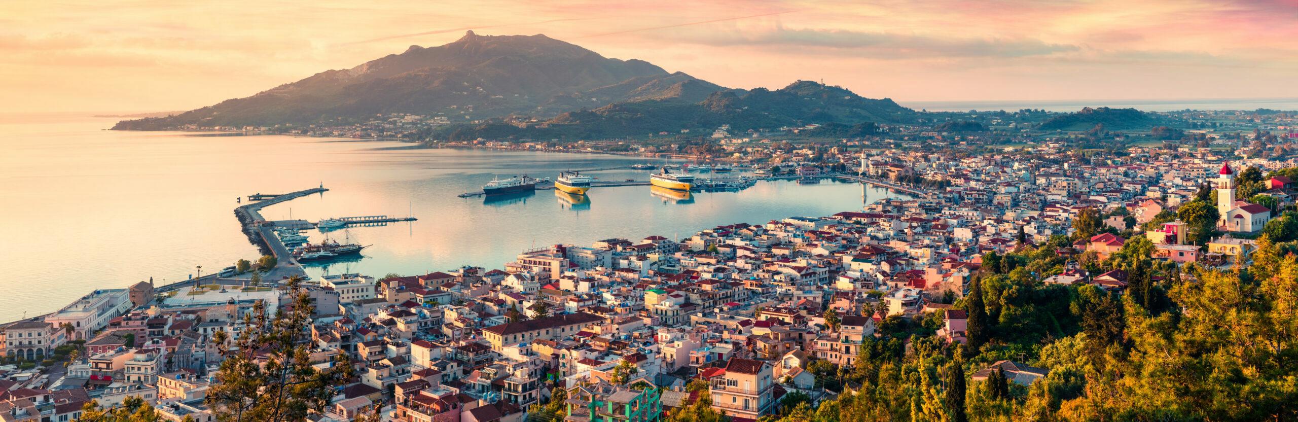 Zakynthos: The elegant city of the Ionian Sea