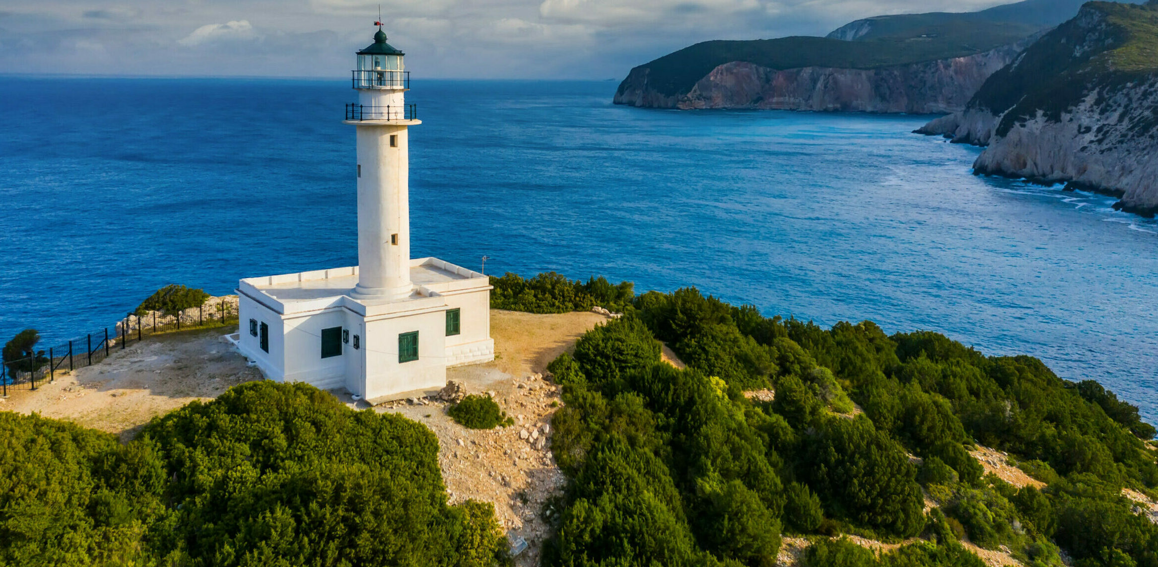 The impressive lighthouses of Greece and their history