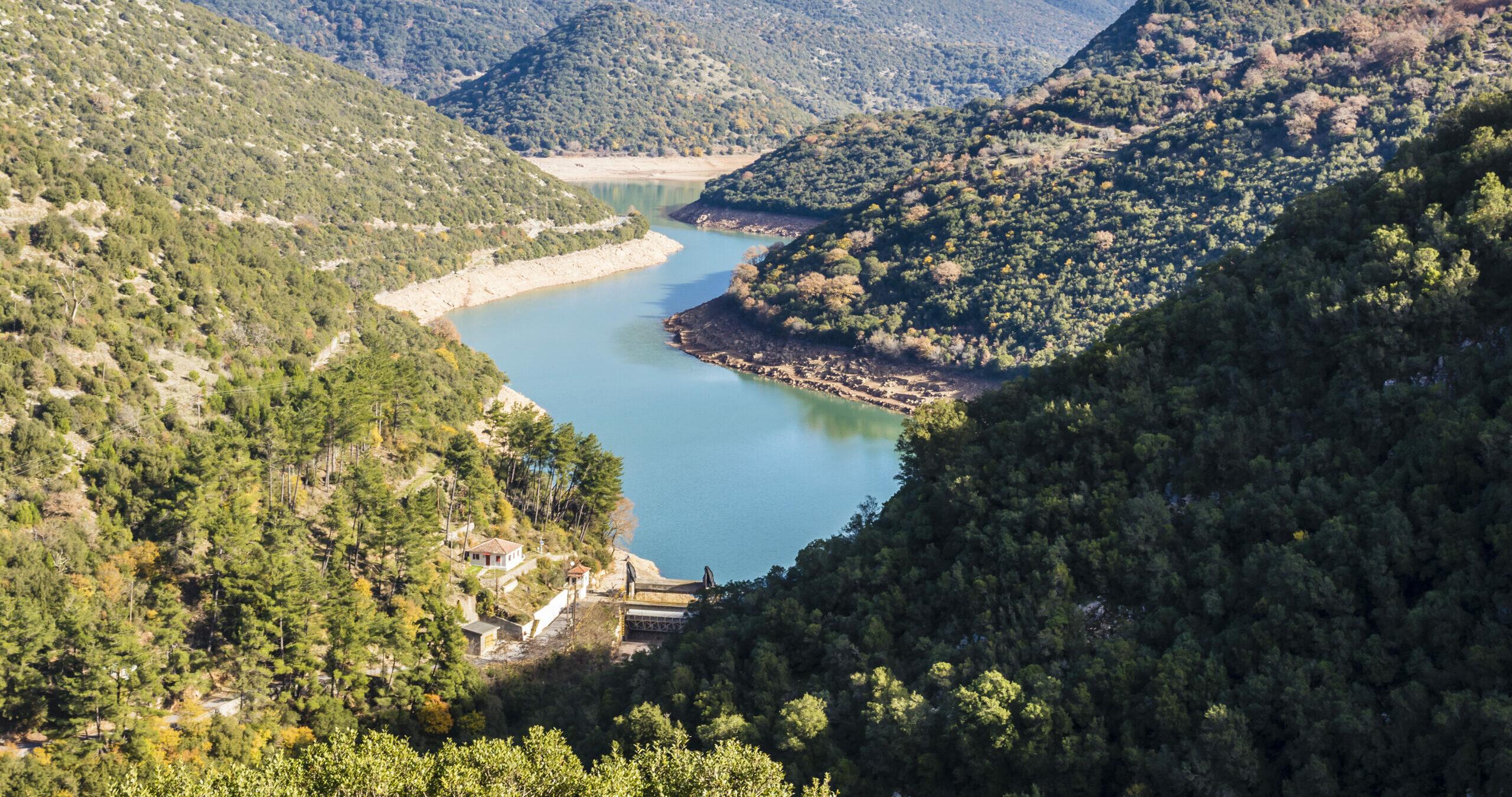 The dreamy alpine landscape in the heart of Achaia