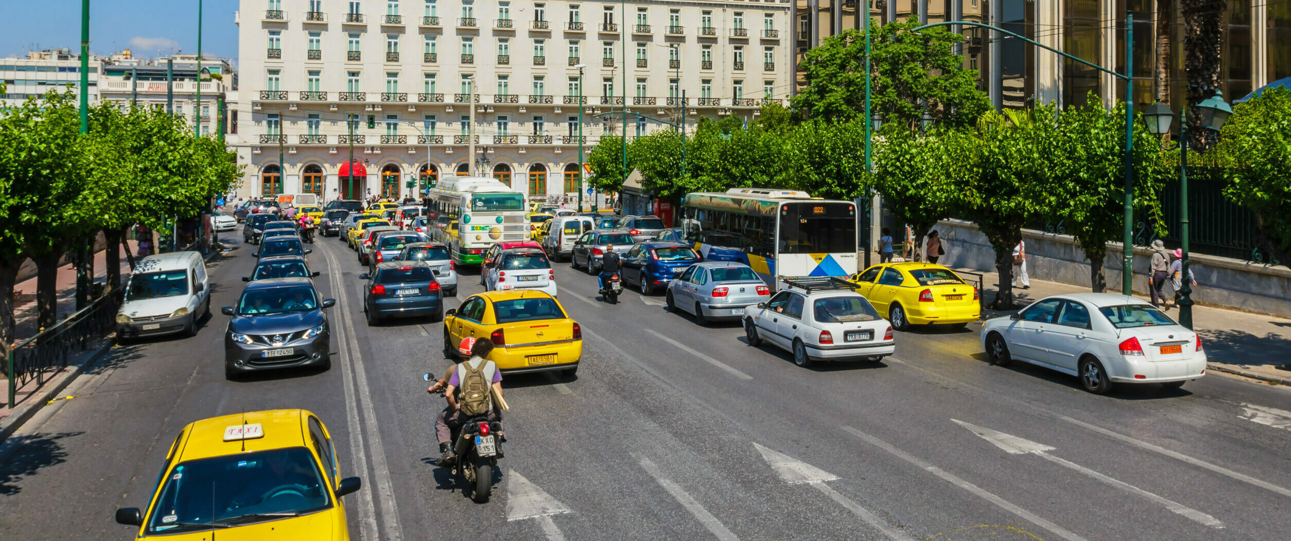 Athens: This is how the traffic problem will be solved
